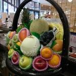 フルーツの盛り籠