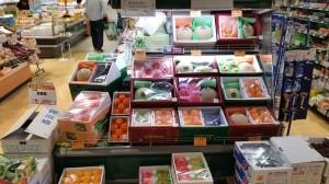 SM盆果物・お供えセット